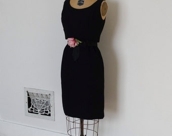 Vintage 1960s Dress - 60s Party Dress - The Veronica