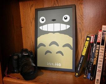 Totoro Posters