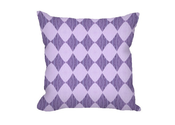 Purple pillow cover plum pillow cover lilac pillow cover