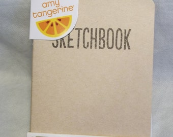 Amy Tangerine, Sketchbook, Date Night, Daybook
