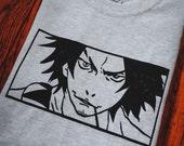 Samurai Champloo Inspired Mugen Screenprinted T-Shirt