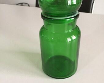 Belgium Apothecary Jar/ Container By Gatormom13