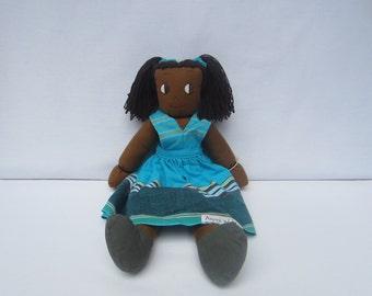 Kikoy Doll
