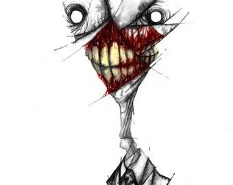 Smile - Matte Print