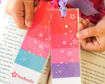 America's Star Girl. Bookmark. PERSONALIZED. DiY Printable Design. Pinkadot Shop