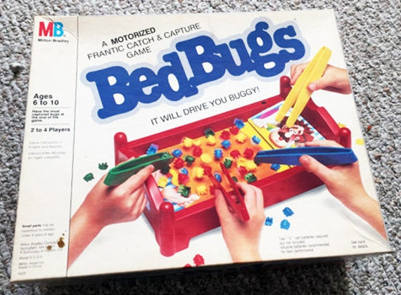 bed bugs game instructions