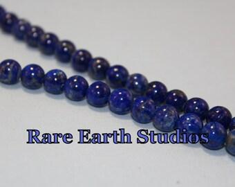 Lapis Lazuli Beads 8mm AAA 60216030