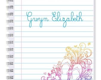 Notebook Flip Flop Notebook