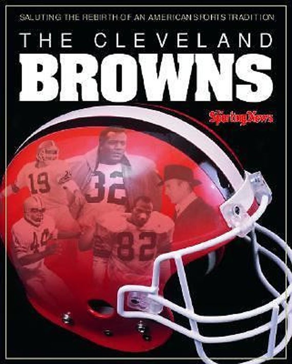 The cleveland browns the official illustrated history hardcover
