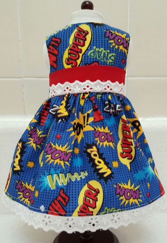 18 or 14 Inch American Made WOW...POW...SUPER Dress