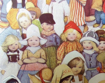 Children of the Nations Friends 1930