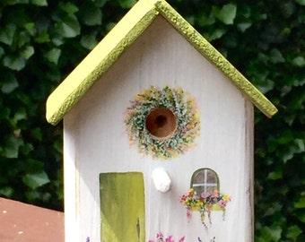 Mini Rustic Sage Cottage