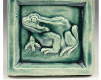 Frog Tile #1