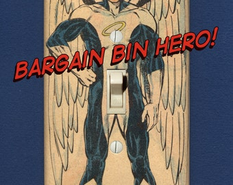 Angel - Superhero Light Switch Plate
