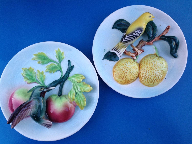 Small Decorative Plates Small Ceramic Plate Etsy