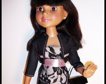 Best Friends Club Doll Outfit  - Haute Couture - D&G inspired Outfit