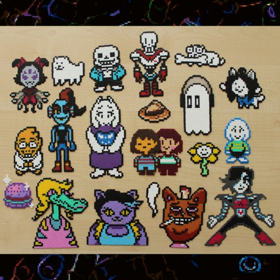 Undertale Characters Accessories
