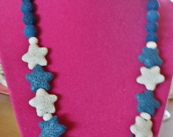STAR NAUTICAL NECKLACE
