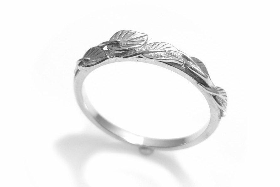 Emerald wedding ring Etsy