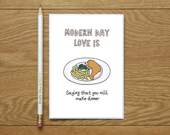Marry me card  Etsy