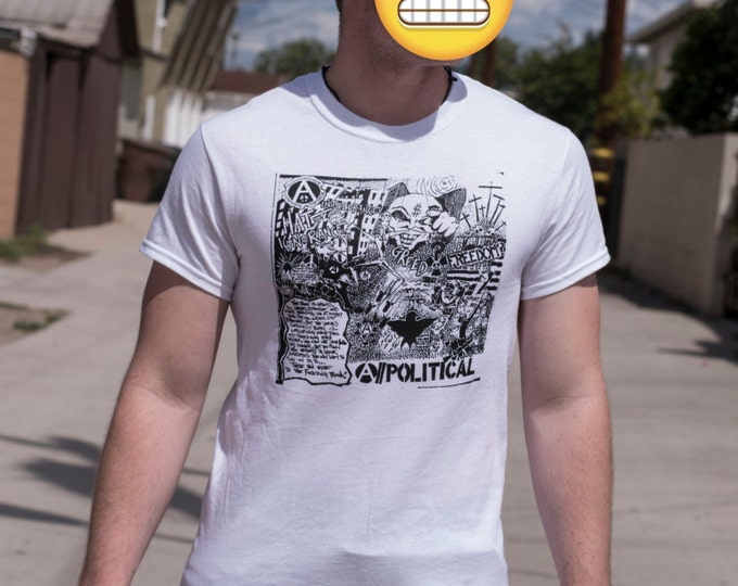 A//Political - Unisex T-Shirt