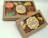 Decorated Cookies - Thanksgiving Gift Box