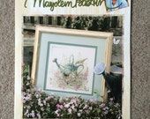 Wildflowers Counted Cross Stitch Pattern by Marjolein Bastin