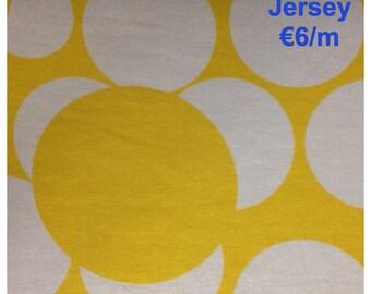 SALE Jersey 'Flower'