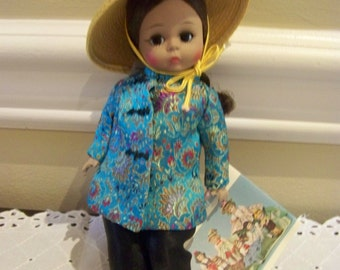 China Madame Alexander 8 inch doll
