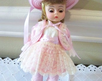 Doll Collector Madame Alexander 8 inch doll