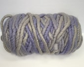 Discontinued Special Price - Lavender Mist Chunky Stitch Merino Yarn