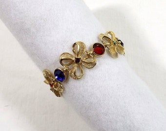 Bows and Jewels Bracelet