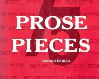 75 Prose Pieces--2nd Edition--Rathburn & Steinmann