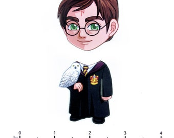 Mix and Match Magnets: Harry Potter
