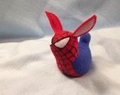 Spider-Man Bun- Ready Made