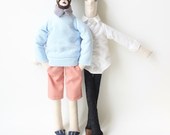 Wedding Gift Ideas For Older Gay Couple : ... couple dolls, lgbt dolls, unique wedding anniversary gift for couples