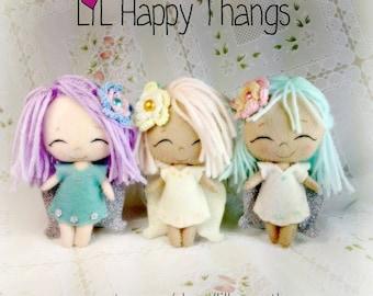 Mini Spring Chibi Fairies