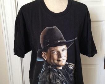 Vintage John Michael Montgomery 1995 Country Tshirt