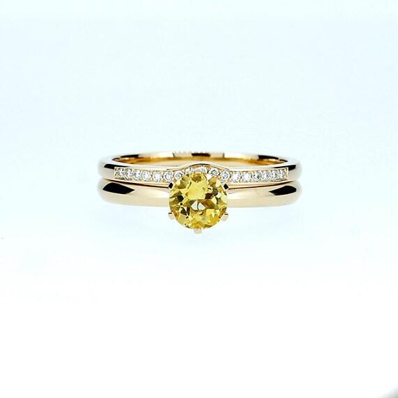 28 citrine wedding band trijewels com human