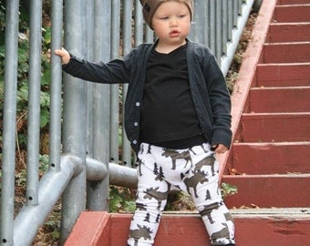 Baby Harem Pants   Grow With Me Pants   Baby Harems   Baby Joggers   Hipster Baby Pants   Toddler Harem Pants   Moose Baby Pants