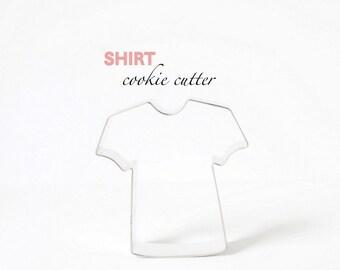 Tee Shirt Cookie Cutter