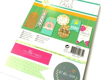 Gift Tag Book / 270 Gift Tags for every occasion!