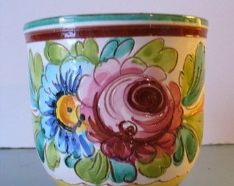 Made in Italy  Ceramic Flower Pot