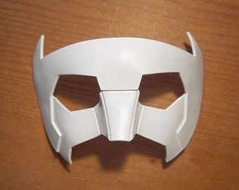 White Lantern Mask Kyle Rayner New Guardians Leather Masks New 52 Cosplay Costume Red Blue Green Halloween Super hero DC Comics Sidekick