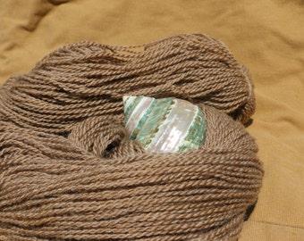 Beautiful 80/20 Romney/Alpaca blend yarn