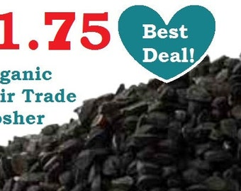 Organic BLACK SEED -1oz- Nigella Sativa non-GMO, fair trade, kosher, certified