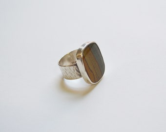 Jasper Ring / Jasper Jewelry