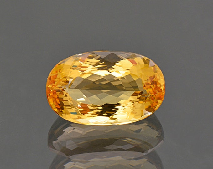 Beautiful Imperial Topaz Gemstone from Brazil 7.46 cts.