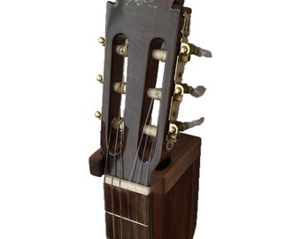 Classical Guitar Hanger made of Walnut