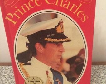 Ladybird book HRH Prince Charles